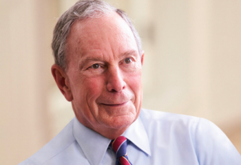 Portrait of Michael R. Bloomberg