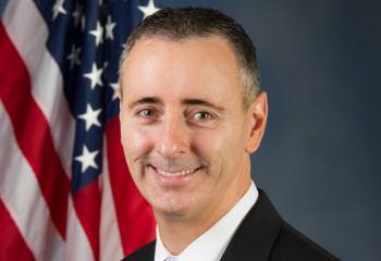 Portrait of Representative Brian Fitzpatrick
